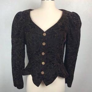 Vintage Cachet by Bari Protas Jacket